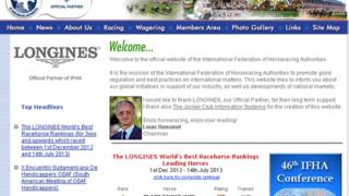 国際競馬統括機関連盟(IFHA)