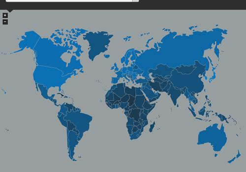 インターネットの平均接続速度が最も速い国は? インターネット平均接続速度ランキング