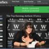 「世界の作家の長者番付」(The World's Top-Earning Authors)