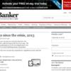 2013年度の世界の銀行ランキング by ザ・バンカー