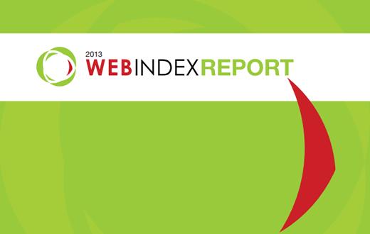 2013年ネット環境ランキング-ウェブの影響を測る多元的評価指標「ウェブ指数」
