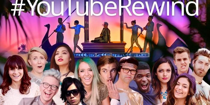 2014年をYouTube動画で振り返る「YouTube Rewind 2014」ランキング