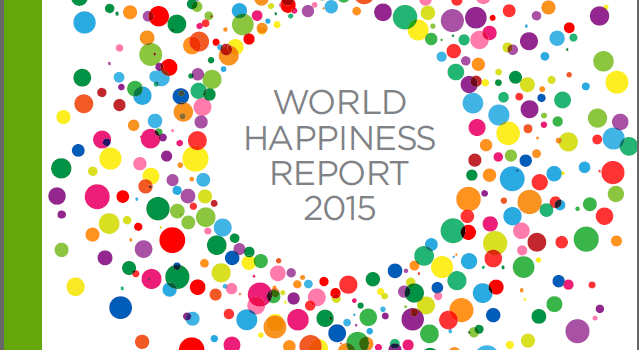 2015年世界で最も幸せな国は? 国連の2015年世界幸福度ランキング