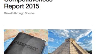 2015年観光競争力ランキング