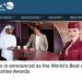 2017年世界でベストな航空会社はカタール航空 by 2017年ワールド・エアライン・アワード