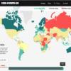 「2013年世界平和度指数」