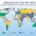 インターネットが自由な国は? 世界のインターネット自由度ランキング「Freedom on the Net 2013」